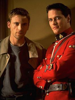 """Why I love """"Due South""""...I'll take the Mountie, please!"""