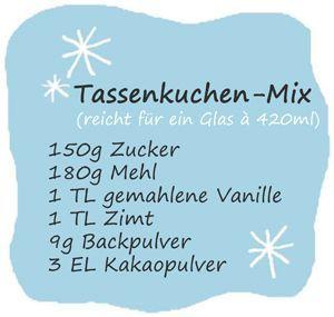 Elly's Art: Geschenke aus der Küche - http://tassenkuchen-selber-machen.de/allgemein/ellys-art-geschenke-aus-der-kueche/