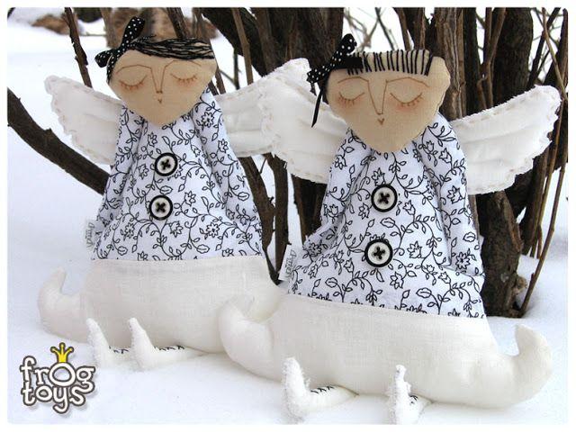 творческая мастерская Царевны Лягушки: Сестры - близнецы