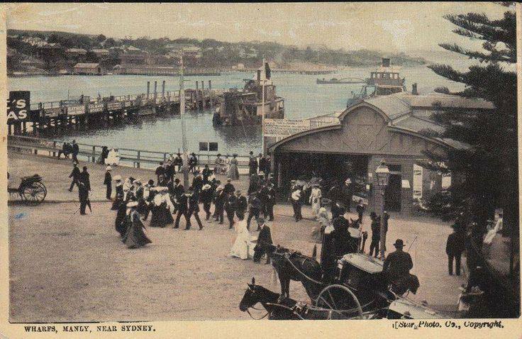 Manly pier