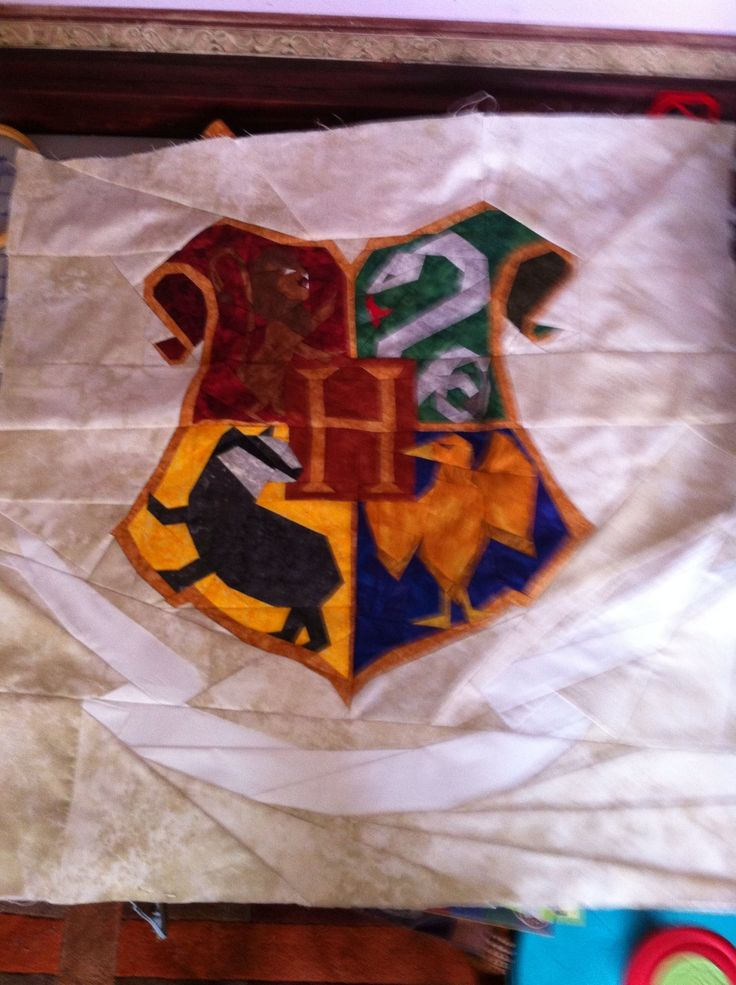 59 Best Quilts Harry Potter Quilts Images On Pinterest