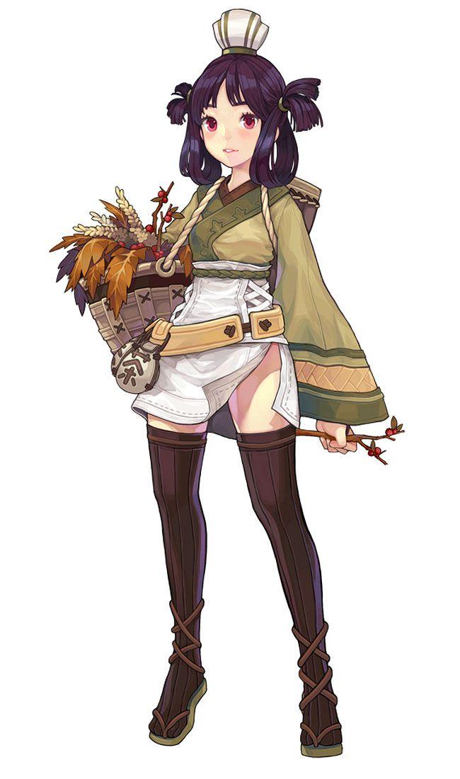 Craftswoman ✤ || CHARACTER DESIGN REFERENCES | キャラクターデザイン |  • Find more at https://www.facebook.com/CharacterDesignReferences & http://www.pinterest.com/characterdesigh and learn how to draw: concept art, bandes dessinées, dessin animé, çizgi film #animation #banda #desenhada #toons #manga #BD #historieta #strip #settei #fumetti #anime #cartoni #animati #comics #cartoon from the art of Disney, Pixar, Studio Ghibli and more || ✤