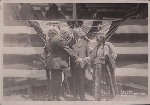 Charles Curtis, served on the prestigious House Ways and Means Committee and Committee on Indian Affairs and Public Lands. Much of the legislation he sponsored related to agriculture and American Indians.