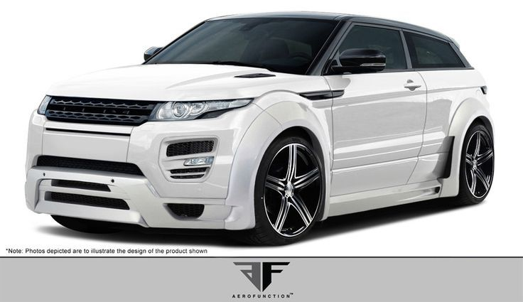 Cool Land Rover 2017: 2012-2015 Land Rover Range Rover Evoque Dynamic AF-1 Complete Kit ( GFK ) - 9 Pi... Check more at http://24cars.top/2017/land-rover-2017-2012-2015-land-rover-range-rover-evoque-dynamic-af-1-complete-kit-gfk-9-pi/