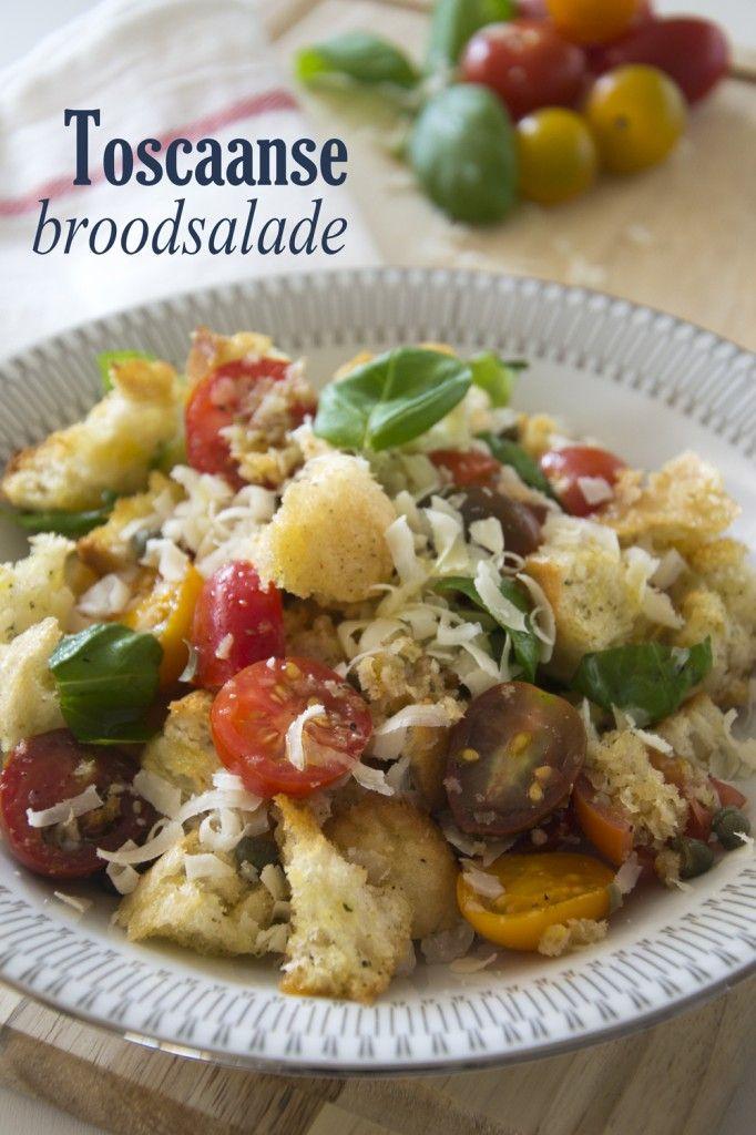 De laatste tijd staat er regelmatig een lekkere salade op tafel. Om ervoor te zorgen dat het niet saai wordt probeer ik hiermee te variëren.