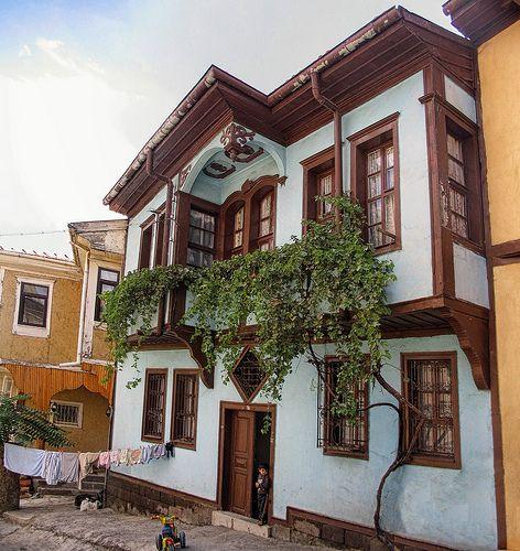 Afyon Evleri (Afyon Houses, Turkey)   by guraydere