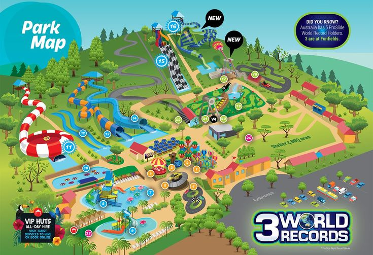 Funfields, 24 World class Ride & Attractions, located 40km from Melbourne.