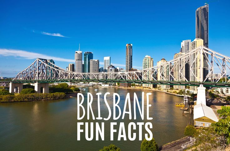 Did you know? Brisbane is a River City, and has a subtropical climate i.e. it's a comfortable place to be in all year round. Also, 30% off its population are born overseas, making it a multicultural destination. Click in to find out more!