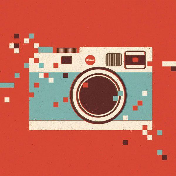 Glitch Camera by Zara Picken.