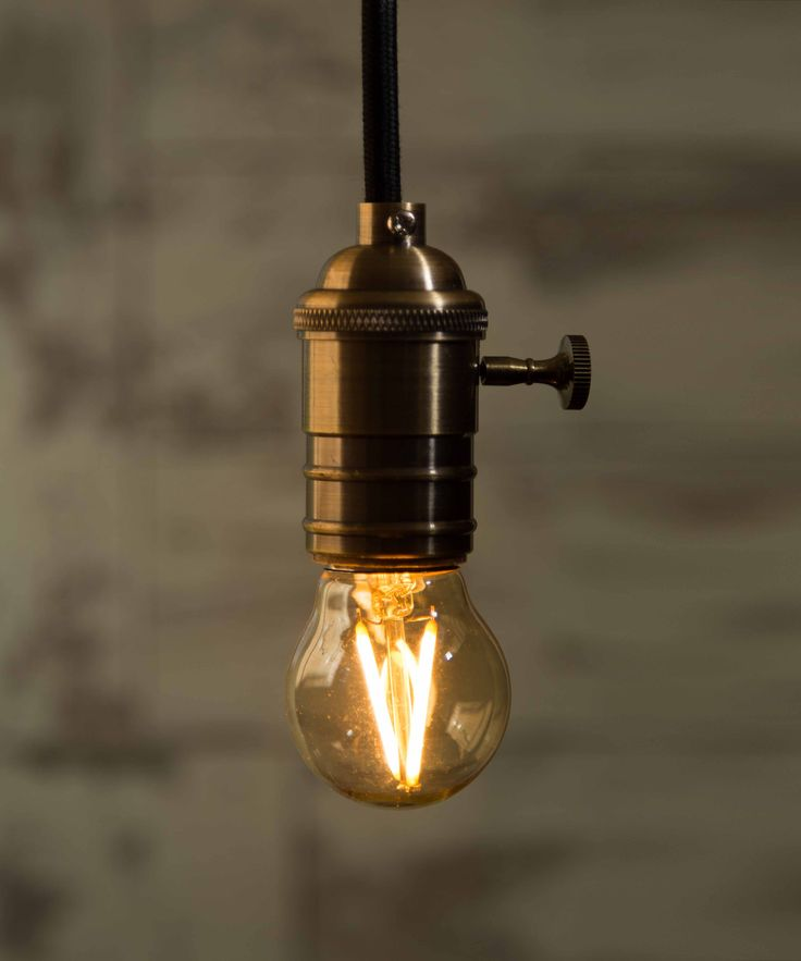 Vintage Light Bulb LED - Buble - William&Watson