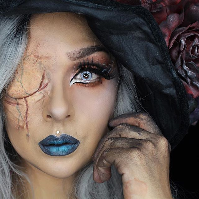 halloween 2016 halloween makeup professional makeup nyx witch comment celebrations - Halloween Makeup Professional