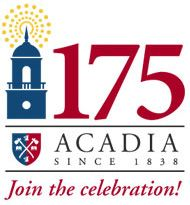 Acadia University: Celebrating 175 Years