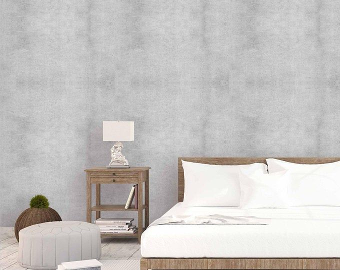 Wall26 Grunge Concrete Wall High Resolution Background Etsy In 2020 Feature Wall Bedroom Concrete Walls Bedroom Bedroom Wall