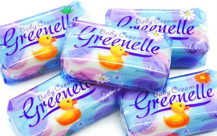 Greenelle — туалетное мыло в дизайне от Студии Акима Мельника / Компания: Гомельский жировой комбинат/Торговая марка: Greenelle/Агентство:Дизайн студия Акима Мельника Перед студией стояла задача разработать дизайн торговой марки «Greenelle» для объединения различных, независимых по дизайну и позиционированию, серий туалетного мыла. Первыми в серии стали: - мыло для малышей «Baby Cream» - мыло для детей «Детское» - мыло для женщин «Камелия» и «SPA» - мыло для всей семьи «Greenelle Ag »…
