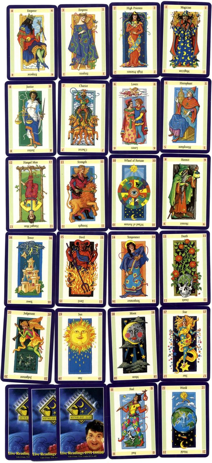 950 Best Images About Psychic Tarot Cards On Pinterest