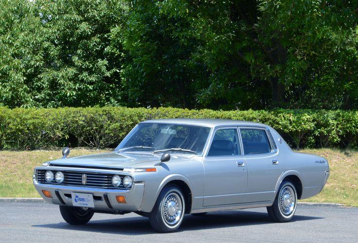 Toyota Crown JP-spec (S60,S70) '1971–74
