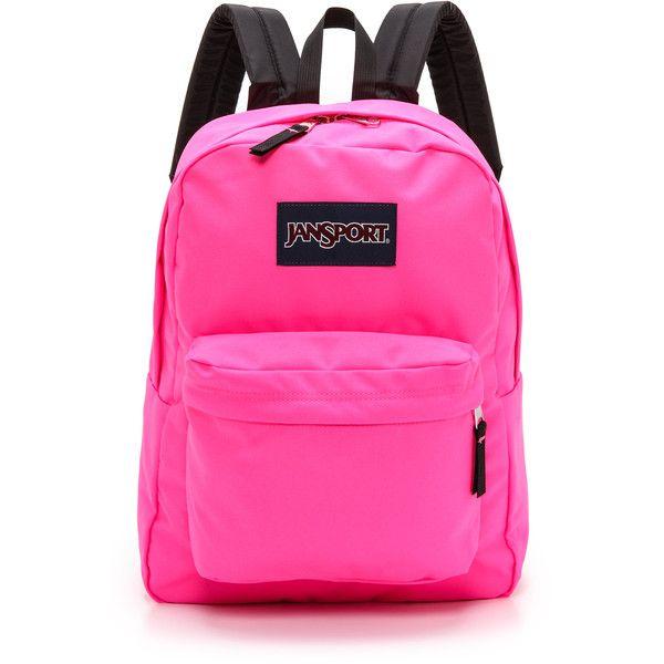 hot pink jansport backpack wwwimgkidcom the image