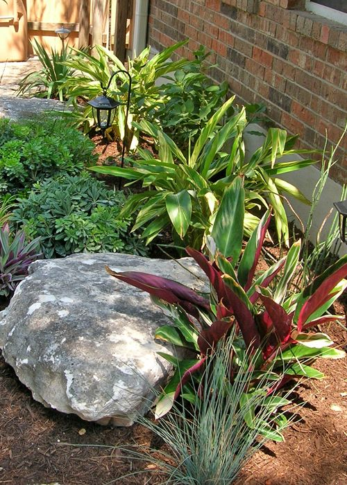 Backyard landscaping ideas with hill is listed in our backyard - Backyard Landscaping Ideas In Texas Texas Xeriscape Gardens And Much