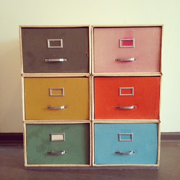 201 best Upcycle - Filing cabinets images on Pinterest | DIY ...