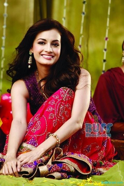 Diya Mirza -- I want her hair so badly