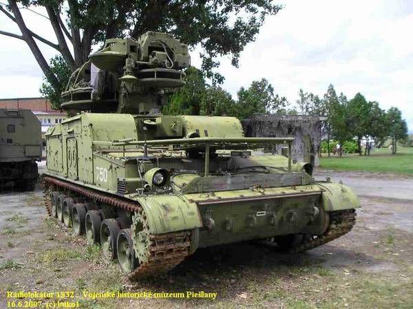"""SOV - 1S32 (""""Pat Hand"""", navádzací rádiolokátor) :: SSSR / Nástupnické státy SSSR (SOV) :: Průzkumné a řídící prostředky PVO"""