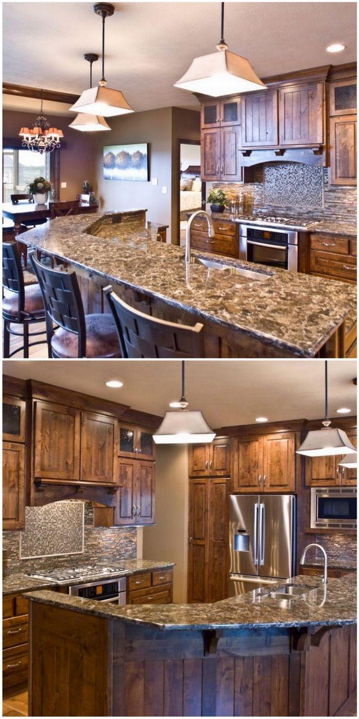 1563 Best Kitchen Design Ideas Images On Pinterest  Kitchens Inspiration Images Kitchen Designs Design Decoration