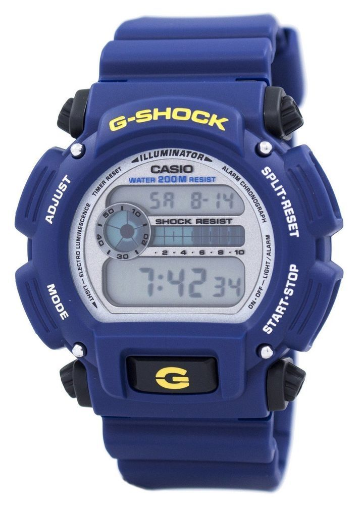 8e5222b20 Casio Digital G-Shock DW-9052-2VDR DW-9052-2V Men's Watch. Product sold by  eBay, Price: US $75