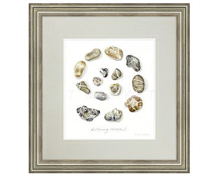 'Rolling Stones' framed print available at Browsers Furniture Co., Limerick, Ireland.