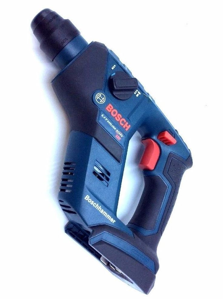Bosch Tool NEW RHS181B - 18 V 1/2 In. Compact Cordless Rotary Hammer - Tool Only #Bosch