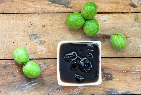Γλυκό του κουταλιού καρυδάκι - Συνταγές Μαγειρικής - Chefoulis