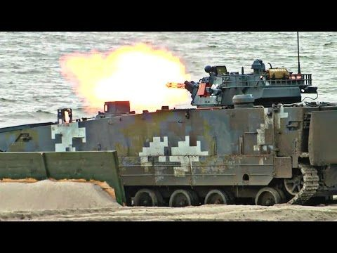 Military Robots In Action - Robot Combat Training During US Marines New Combat Robot Test - YouTube