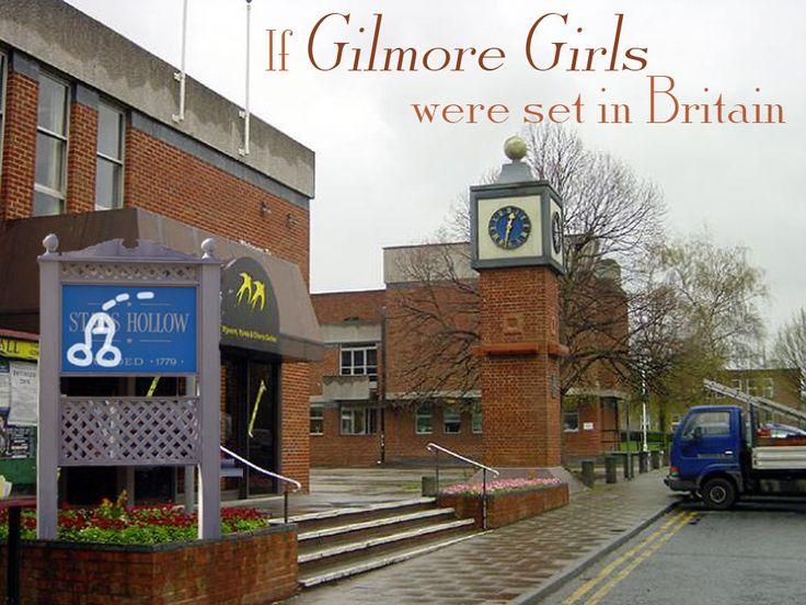 """If """"Gilmore Girls"""" Were Set In Britain #timbeta #sdv #betaajudabeta"""