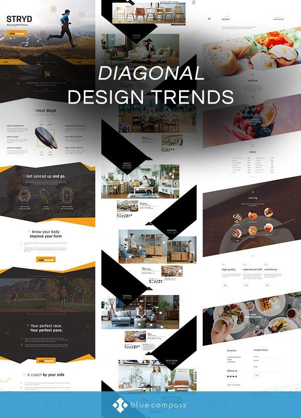 Detail Homepage Web Layout Design Affordable Website Design News Web Design