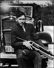 Clyde Champion Barrow-Bonnie and Clyde