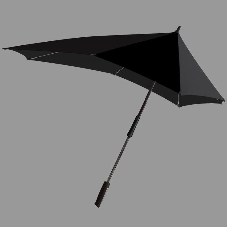 parasole reklamowe senz° automatic biały – Parasole reklamowe z nadrukiem Senz