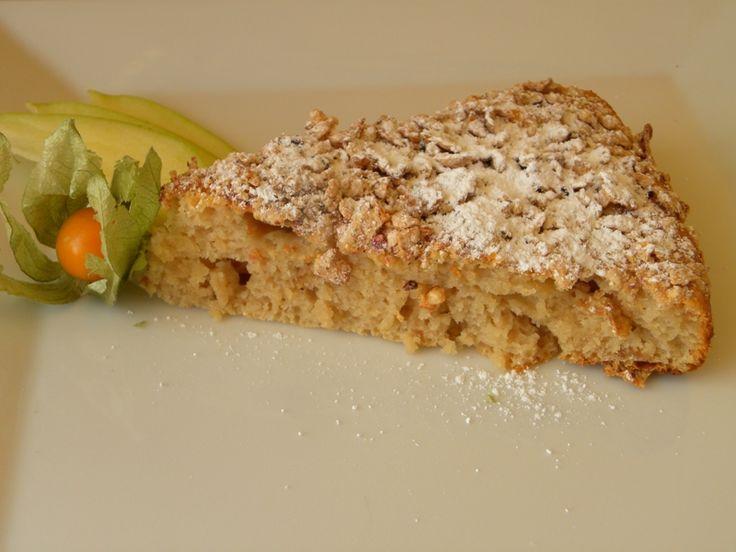 Torta special - con cereali ai frutti rossi