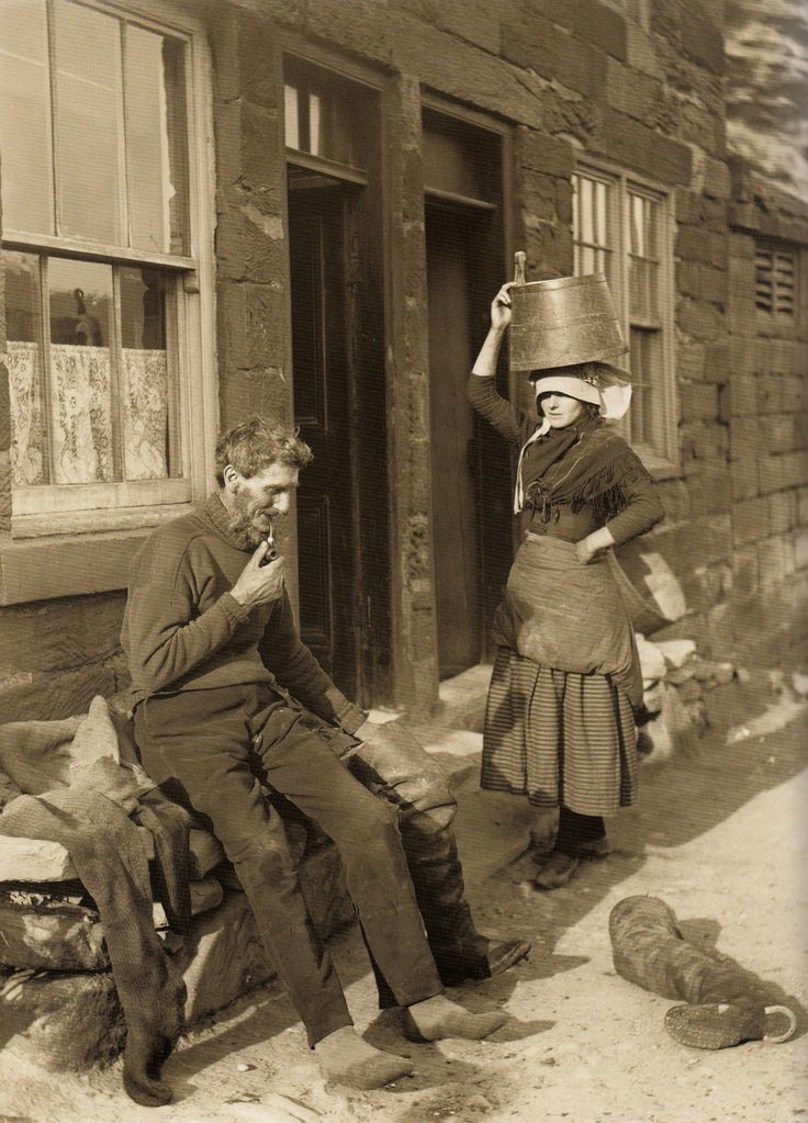 Staithes - North Yorkshire - England - Late 1800s In 1975 we had our honeymoon…