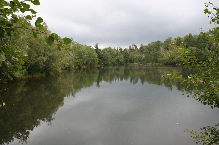 Reservoir Park. Wolfville, NS