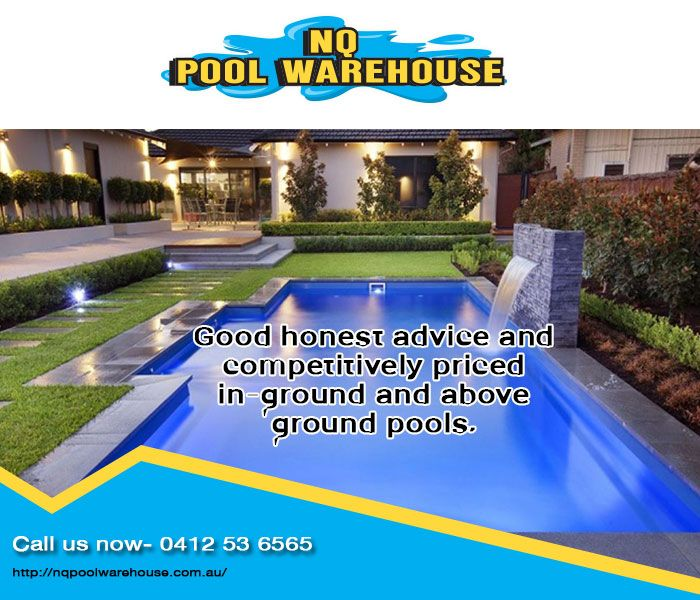 Add the exciting feature of pools to your Townsville residence or complex's yard with confidence by shopping high-quality pools from NQ Pool Warehouse. We are a trusted dealer of fiberglass pools in Townsville. We are also expert at swimming pool installation, which we do in complete conformity to safety and quality standards. Learn more about us from our website!