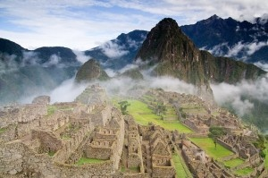 Machu Picchu--so would love to visit