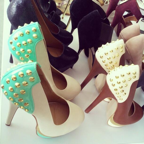 Tacones @Elaine de Koning .. Killer Sense of Style