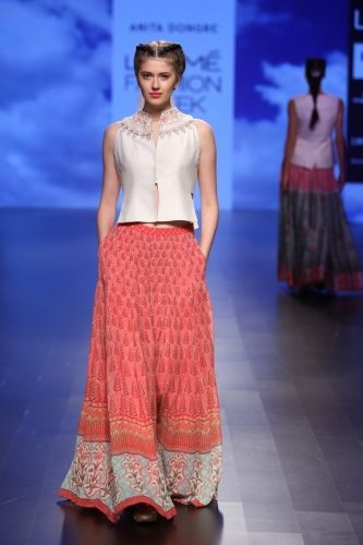 Anita Dongre Lakme Fashion Week Summer/Resort 2016