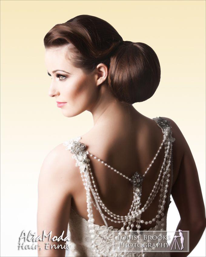 altamoda hair by bridget haren winner best bridal award 2013 irish hair photography awards MAKE UP ;EMMA TROY@EMMAZE BEAUTY