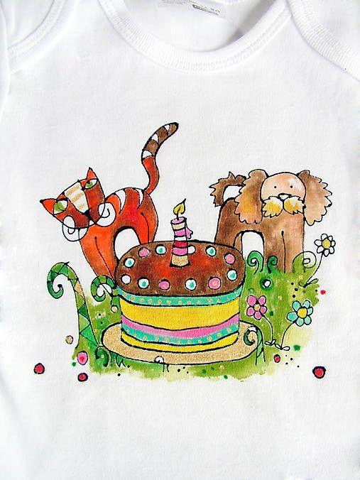 AnU / Ako psíček a mačička upiekli tortu
