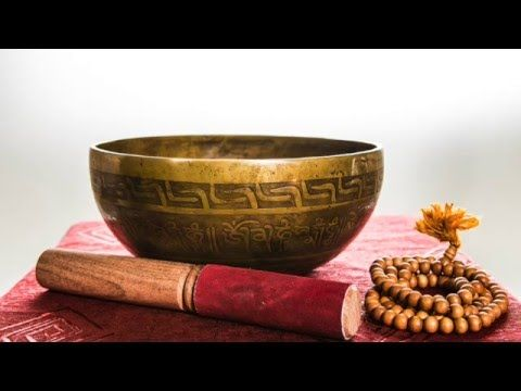 Meditation Music   Healing Singing Bowls   Yoga Music   Soothing Music  ...