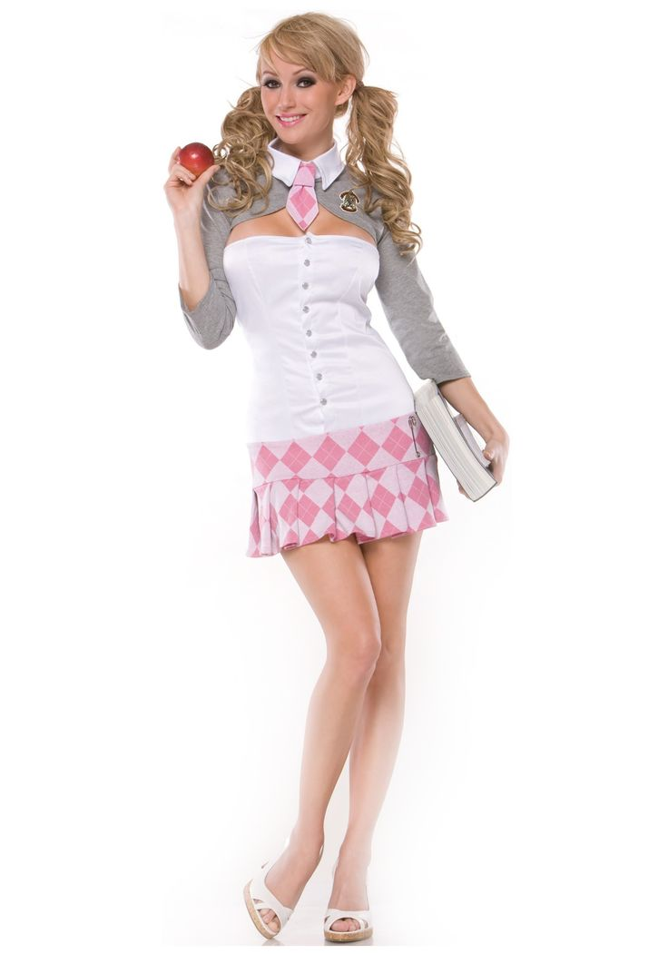 Little school girl outfit-6208