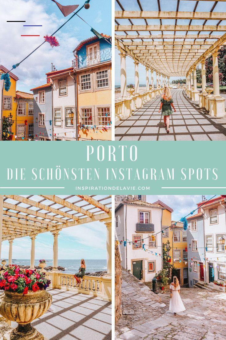 Reise Nach Porto Instagram Spots Foto Locations Und Reisetipps Fur Deinen Stadtetrip Bestplacesinportugal Finde Die Sch En 2020 Voyage Portugal Voyage Portugal
