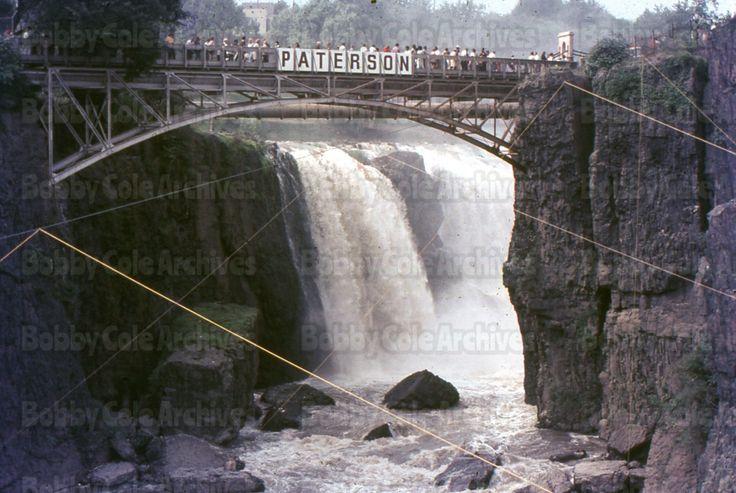 Paterson Falls - 1974