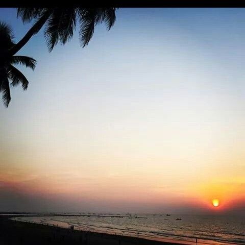 Sunset click by my love ^_^ ♡