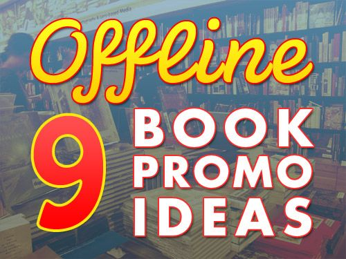 Get off the internet and try these 9 offline #marketing ideas #apethebook